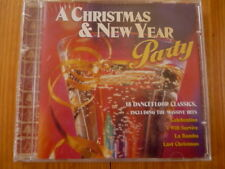 Christmas & New Year Party / The Gap Band Whigfield Lulu Brian Poole Soft Cell