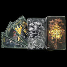 ALCHEMY GOTHIC 1977 Goth Fantasy Art *Tarot* - 78 Coloured Cards & Instructions