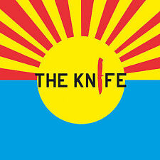 THE KNIFE S/T CD 2001 MUTE DJ DANCE SYNTH POP ELECTRO EDM MINT