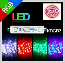 LUXLED Wholesale Best Korea Multi-Color RGB LED Lights Strips Module (50ft)