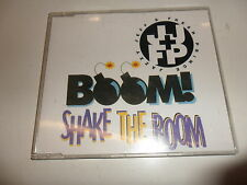 Cd   Jazzy Jeff & Fresh Prince  – Boom! Shake The Room