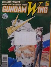 GUNDAM WING N°5 2002 ed. PLANET MANGA  [G.236]