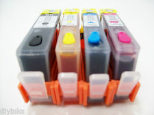 Refillable Ink Cartridges SET For HP 920 HP920XL Office Jet 6000 6500 7000 7500