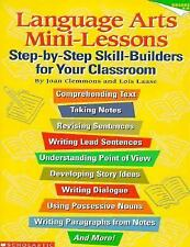 Language Arts Mini-Lessons: Step-by-Step Skill-Builders for Your Classroom (Gra