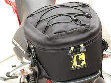 Wolfman Luggage Expandable Peak Tail Bag M803 - Perfect ADV / Enduro rear bag!