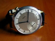 ALPINA UNION HORLOGERE DRIVER MILITARY WATCH ORIGINAL MOVEMENT CALIBER 335 Metal