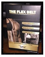 New The flex belt ab Abdominal Muscle flex belt by bmr x-70 as seen on tv -1