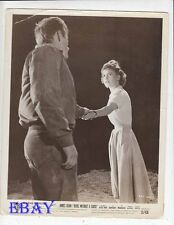 James Dean Natalie Wood VINTAGE Photo Rebel Without A Cause