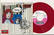 """ANTOINE EP 7"""" FRANCE LE PREMIER DISQUE EN COULEUR *** RED VINYL***"""