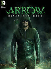 Arrow: The Complete Third Season (DVD, 2015, 5-Disc Set)  ***Brand NEW!!***