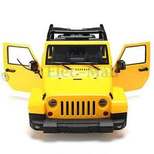 New 1:10 RC Car Truck Hard Body Shell Canopy For Jeep Wrangler Topless SCX10 D90