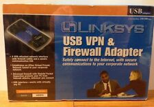 Linksys USB VPN & Firewall Adapter NEW Sealed Box - 107