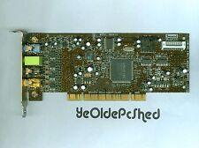 Creative  SB0410 24 Bit PCI Low Profile Card CA0106 Audio-Chip Window 7, 8, 10