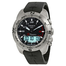Tissot T-Touch Expert Titanium Analog/Digital Mens Watch T013.420.47.202.00