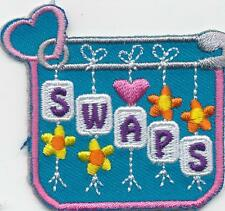 Girl Boy Cub SWAPS Pins SWAP Fun Patches Crests Badges SCOUTS GUIDE swapping
