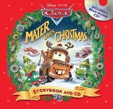 Disney*Pixar Cars: Mater Saves Christmas Storybook & CD - Good - Disney Book Gro