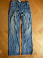 Neu Cool Hunting People Jeans gerades Bein Straight Leg W 27