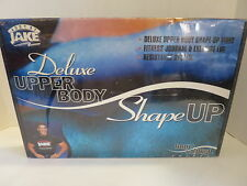 Body By Jake Deluxe Upper Body & Shape Up Kit NEW Sealed  Video