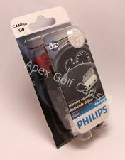 PHILIPS LED LOAD RESISTOR WARNING DECODER 5W TWO CANCELLER 194 168 T10 921 T15