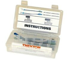 Thexton Professional Bosch Jumper Wire Test Kit w/ Terminal Release Tools #512