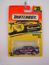 Matchbox 1996 SERIES MERCEDES GTC