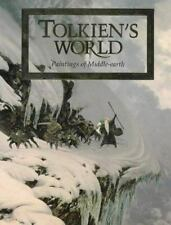 Tolkien's World: Paintings of Middle-Earth-ExLibrary