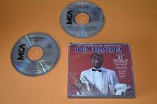 The Wonderful World of Louis Armstrong/MCA Records 1990/2cd BOX 32 tracks