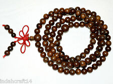 8 mm*108 Beads Buddhist Prayer Beads Agarwood Eaglewood Aloeswood
