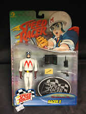 SPEED RACER RACER X ACTION FIGURE W/ ACCESSORIES RESAURUS SERIES 2 ANIME MANGA