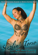 Sizzlin' Torso with Ava Fleming Belly Dance DVD Video - Belly Dancing Lesson