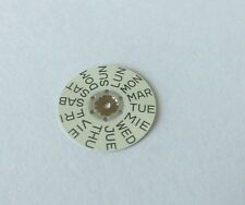 Omega 1425 # 9345 Day Disc/Ring Genuine Swiss