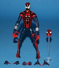 MARVEL LEGENDS BEN REILLY SPIDER-MAN BAF ABSORBING MAN LOOSE COMPLETE