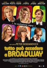 TUTTO PUO' ACCADERE A BROADWAY  DVD COMICO-COMMEDIA