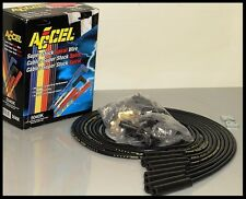 ACCEL 5000 STRAIGHT BOOT WIRES FORD & BBC CHEVY HEI & POINT DIST 5040-K
