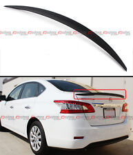 JDM STYLE SPORT REAR TRUNK SPOILER WING FOR 2013-2016 NISSAN SENTRA SEDAN