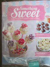 DEAGOSTINI SOMETHING SWEET MAGAZINE ISSUE 39 - WITH FLOWER SHAPED CUTTER