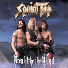 SPINAL TAP Break Like The Wind CD BRAND NEW