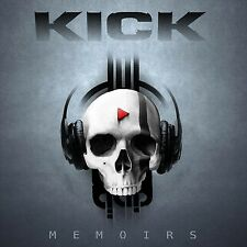 Kick - Memoirs CD 2013 British Hard Rock band Chris and Mikey Jones