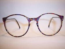Damenbrille/Eyeglasses by MEITZNER Germany 100% Original-Vintage 90er VERY RARE