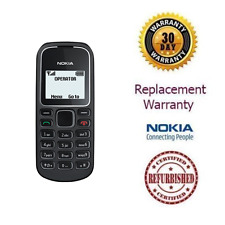 DEAL HF7 - Original Nokia 1280 With Excellent Battery &Charger -3 Month warrenty