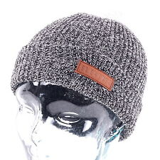2017 NWT MENS ELECTRIC THE EXPLORER BEANIE $26 O/S Black/White Coal Co-Lab
