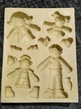 Sculpey Flexible Push Mold Family The Polymer Clay Soap Candle Wax Plaster