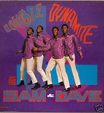 "SAM and DAVE~""DOUBLE DYNAMITE'"" RARE STAX-712 ORIG. ""STEREO""~VG+/VG+ ~LP!!!"