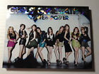 SNSD GIRLS' GENERATION FLOWER POWER Limited CD Photo Booklet Poster Sealed NEW