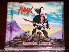 Hirax: Immortal Legacy CD 2014 Steamhammer SPV Germany 265232 CD Original NEW