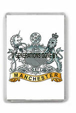 THE MANCHESTER REGIMENT FRIDGE MAGNET
