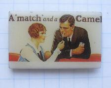 CAMEL / PLAKAT   .................Zigaretten Pin (101e)