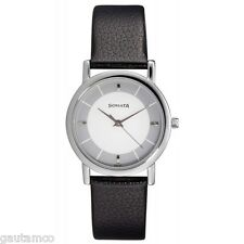 Sonata 7987SL01 Black / Silver Analog Watch  For Men