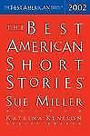 The Best American Short Stories 2002  Hardcover
