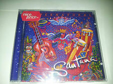 cd musica rock santana carlos supernatural